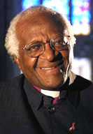 Nobel Peace Laureate, Archbishop Emeritus Desmond Tutu